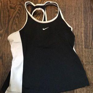 Nike athletic top, size medium